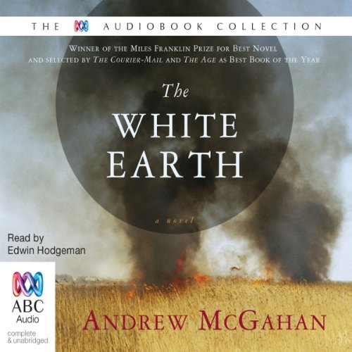The White Earth audiobook cover art