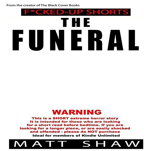 The Funeral audiobook cover art