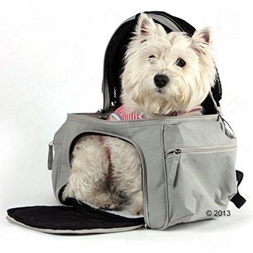 Petit sac à dos Pet transporteur en maille poches pour toit pluie pour accessoires voyage randonnée