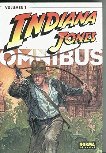 Indiana Jones Omnibus volumen 1