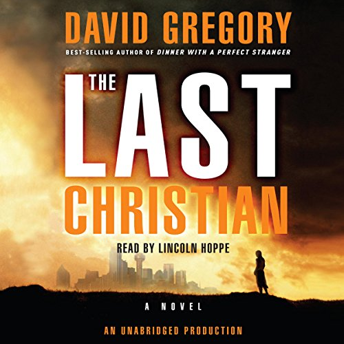 The Last Christian audiobook cover art