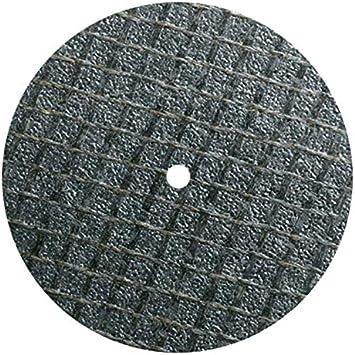 Rueda de corte de resina SENRISE 32 mm disco de corte de fibra de vidrio reforzado con disco de corte para molienda 25 ruedas de corte + 1 mandril de 36 mm