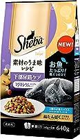 シーバ (Sheba) ディライト 素材のうま味レシピ 下部尿路ケア キャットフード - -