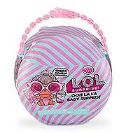L.O.L. Surprise Ooh La Babies Mega Ball 15 Surprises Including 1 Babies 16 cm Handbag, Make-Up, Acce...