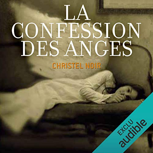 La confession des anges audiobook cover art