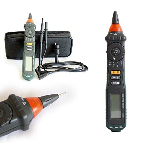 Generic dyhp-a10-code-2325-class-1-- recargable Ery detectar, continuidad ct, C Digital Voltag bolígrafo tipo multímetro y lápiz caso Mult comprobador de tensión L, T–-dyhp-uk10–160819–355