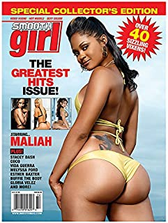 Smooth Girl Magazine #11 The Collectors Edition