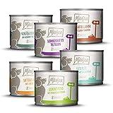 MjAMjAM - Premium Nassfutter für Hunde - Mixpaket II -