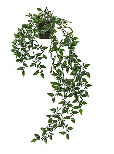 IKEA FEJKA Künstliche Topfpflanze, für drinnen und draußen, hängend, 9 cm