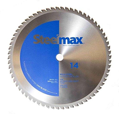 "Steelmax - SM-BL-014 14"" TCT Blade for Mild Steel"