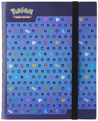 9-Pocket Pokemon Full-View Pro Bind…