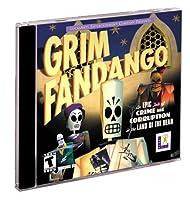 Grim Fandango (Jewel Case) (輸入版)