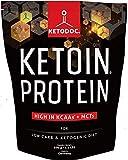 KETODOC - KETOIN - Das Revolutionäre Keto-Protein mit Bedarfsadaptiertem MCT- und Aminosäurenprofil - Ideal für eine Ketogenen Diät - 500g (KETOIN PROTEIN - Vanille)