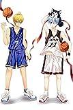 Kuroko's Basketball Kise Ryota Body Pillow Case Kuroko no Basket Body Pillowcase Anime Bed Set 150cm x 50cm (59' x 19.6'), Covered Zipper Case Soft Cover