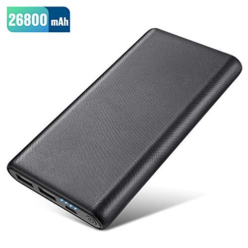 petit un compact Trswyop Power Bank 26800mAh[Non-slipdesign2020high