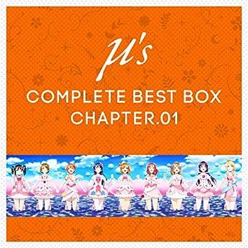 μ's Complete BEST BOX Chapter.01