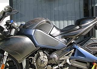 BUELL 1125R (2008 - 09) Snake Skin TechSpec Tank Grips - 62-0093-SS