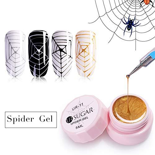 UR SUGAR 5ml Nail Art Spider Liner Gel DIY Design