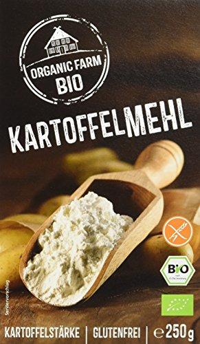 Bauckhof Kartoffelmehl, 6er Pack (6 x 250 g) - Bio