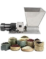 Kaibrite 75 rpm elektrische graanmolen 40w grain crusher moutmolen roestvrij stalen wals, grain crusher, max. onderbrengen grain 4 kg
