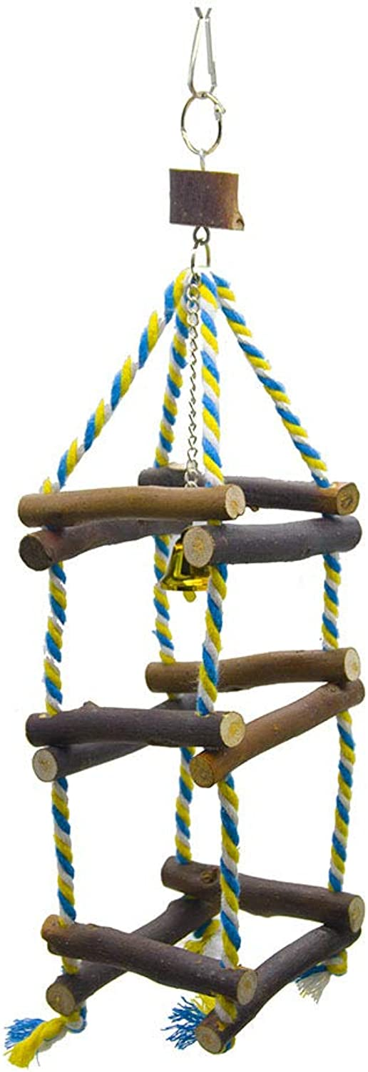 Pet Online Parred Toy Log Climbing Ladder Ladder Small Parred bite Toy