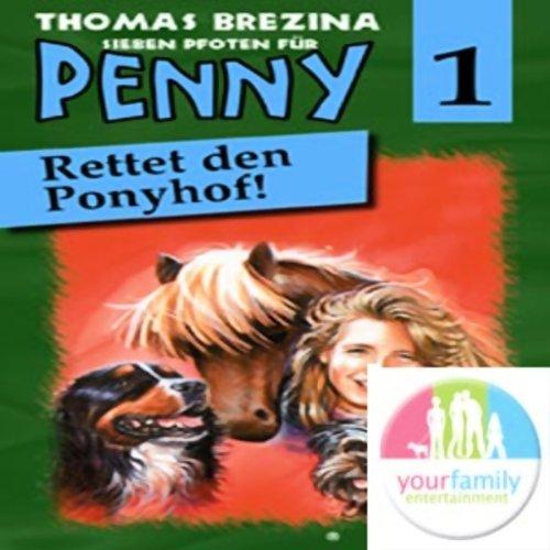 Rettet den Ponyhof (Sieben Pfoten für Penny 1) Titelbild