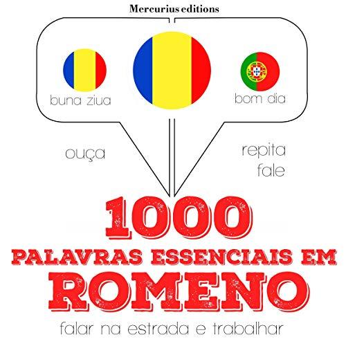 1000 palavras essenciais em romeno audiobook cover art