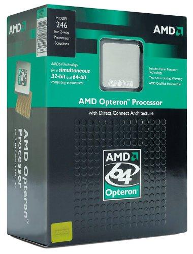 AMD OPTERON 246 2.0GHZ FSB800 Prozessor