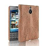 Oujiet-eu HD Funda para Blackberry Passport Silver Edition Funda PC Plástico Duro Carcasa Case Cover 1