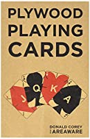 Areaware Plywood Playing Cards [並行輸入品]