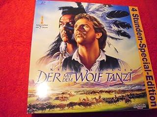 Der mit dem Wolf tanzt LASERDISC Langfassung