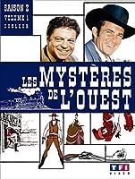 Les mystères de l'Ouest : Saison 2, Vol.1 - Coffret 4 DVD