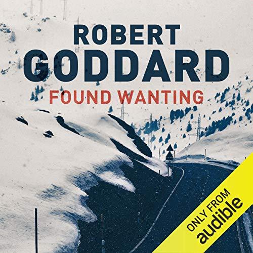 『Found Wanting』のカバーアート