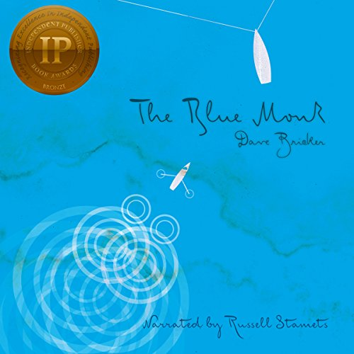 The Blue Monk audiobook cover art