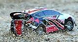 Wltoys A949 1 18 2 4GHz 4WD R C Rally Car 50kmH schnell