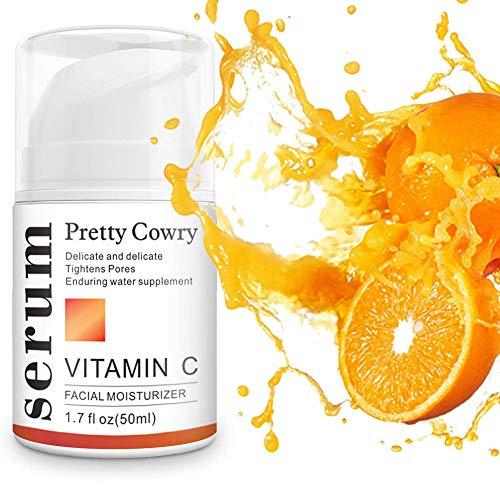 Sérum blanchissant anti-âge à la vitamine C20 pour la crème pour le visage