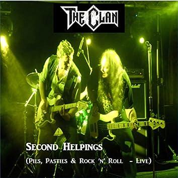 Second Helpings (Pies, Pasties & Rock 'n' Roll) (Live)