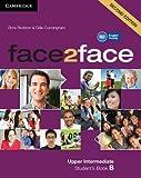 face2face Upper Intermediate B Student's Book B