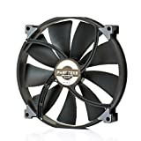 Phanteks PH-F200SP_BBK, 200mm Premier Case Fan, Frame/Blades, Black