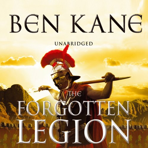 The Forgotten Legion audiobook cover art