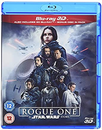 Rogue One: A Star Wars Story 2017  Region Free