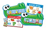 The Learning Journey Educational Game - Crocodile Crunch - Fast Paced Healthy Eating Matching & Memory Game