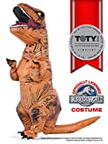 Best Costumes - Rubie�s Jurassic World T-Rex Inflatable Costume, Child�s Size Review