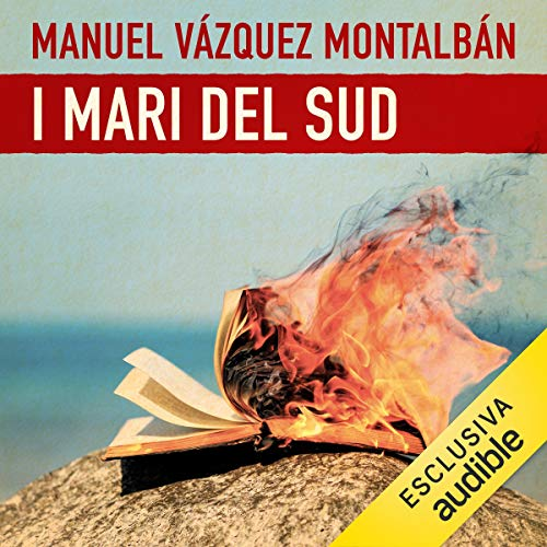 I mari del Sud audiobook cover art