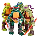 CWBBN Tortugas Ninja Set,Teenage Mutant Ninja Turtles Figura, Acción...