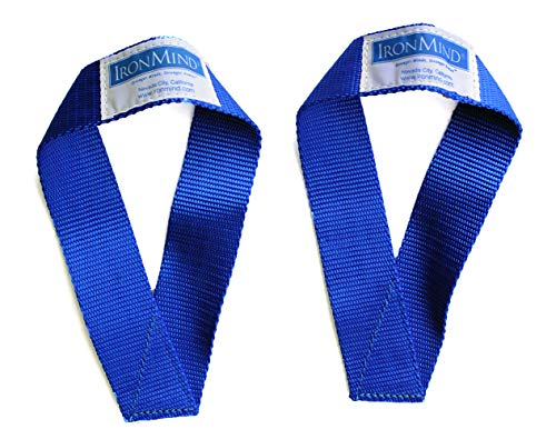 IronMind Sew-Easy Lifting Straps (pair) by IronMind