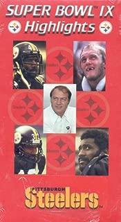 Super Bowl IX Highlights (Pittsburgh Steelers vs. Minnesota Vikiings)
