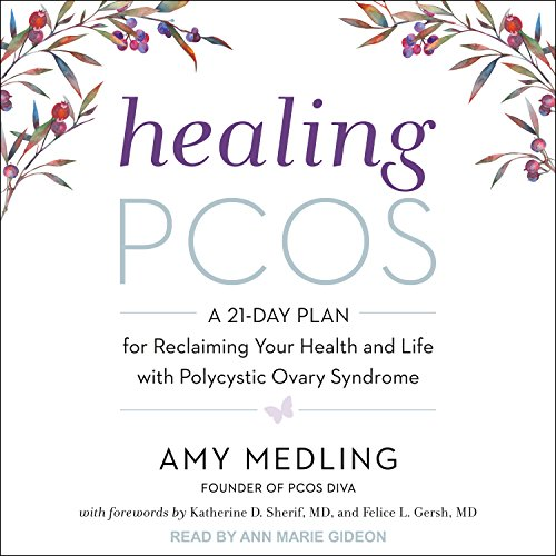 Healing PCOS audiobook cover art