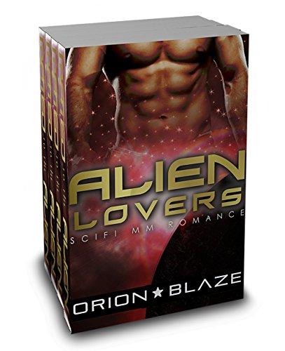 Alien Lovers Box: Mpreg Gay MM Alien Romance (Alien Lovers Box Set)
