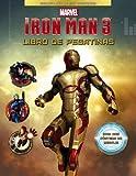 Iron Man 3. Libro de pegatinas (Marvel. Superhéroes)...